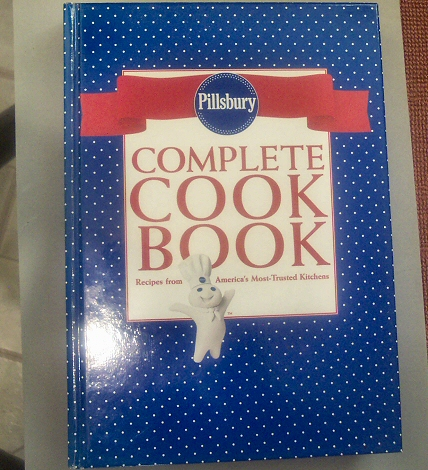 Pillsbury Complete Cook Book 2000 1st Ed