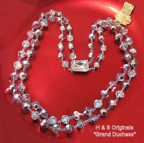 H & S Originals Grand Duchess Necklace